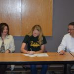 Reeves Signs with Wayne State University