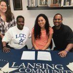 Jaylynn Williams Signs with LCC