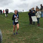 Chloe Wandell Running to States