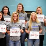 Ionia Volleyball Team Earns Academic All-State Honors
