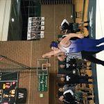 Boys Varsity Wrestling falls to Williamston 38 – 21