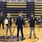 Boys Varsity Wrestling finishes 5th place at CAAC White Division League Meet