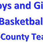 Boys and Girls Basketball All-County Teams