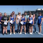 Girls Varsity Tennis beats Eaton Rapids 6 – 2