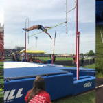 Frost, Waterman, and Frisbie Qualify for Track State Finals