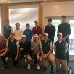 Boys Varsity Golf finishes 5th place at Williamston HS