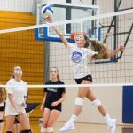 Fall Youth Volleyball Sign Ups for 4th-6th Grade Girls