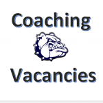 Boys Golf Coaching Position Open