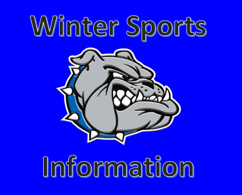 Winter Sports Tryout/Practice Information