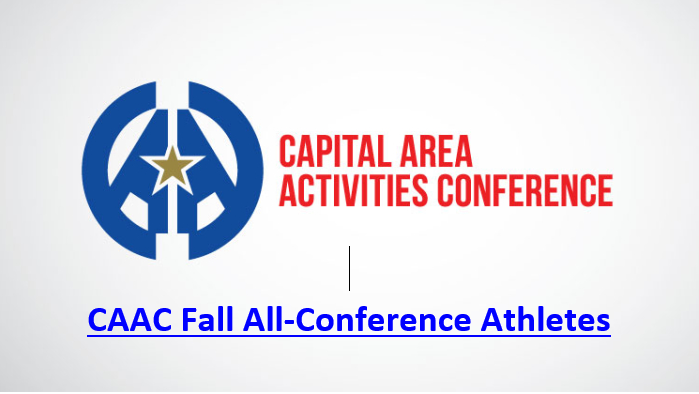 Ionia's CAAC Fall Sports All-Conference Athletes
