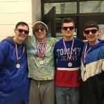 Ionia Boys Bulldog Swim Team Williamston Kickoff Classic