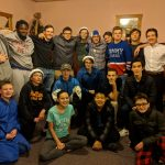 Ionia Boys Swim Team First Victory of the Season