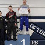 Boys Varsity Wrestling finishes 4th place at Durand Wrestling Invite