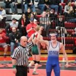 Ionia Wrestling moving onto Individual state finals.