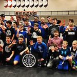 Middle School Wrestling finishes 5th place at Belding MS Team Tournament