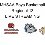 Boys MHSAA Regional Game Available on Live Streaming Network