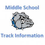 Middle School Boys and Girls Track