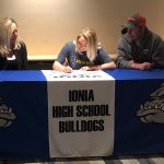 Wolcott Signs National Letter of Intent to Continue Volleyball Career