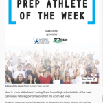 Vote for Brooke Gregory as LSJ Athlete of the Week
