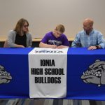 Pierce Signs Letter of Intent to Powerlift for McKendree University