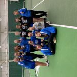 Girls Varsity Tennis finishes 2nd place at Portland High School ( CAAC League Meet)