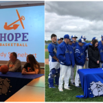 Swinehart and Flores Sign Letters of Intent With Hope and Cornerstone