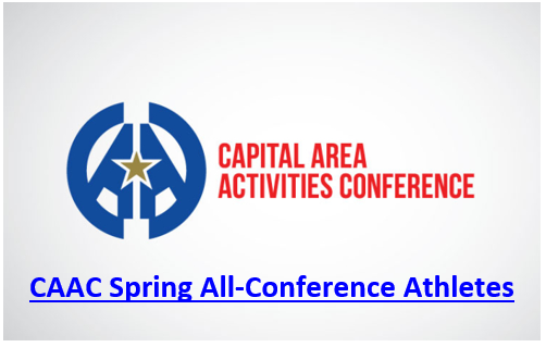 Ionia's CAAC Spring Sports All-Conference Athletes