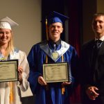 Frost and Swinehart Named Independent Bank Athletes of the Year
