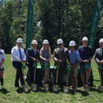 HN Breaks Ground on Turf Field
