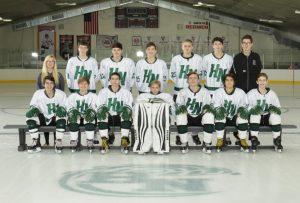 2016-2017 JV Hockey
