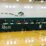 Signing Day Held for Nine Senior Student-Athletes