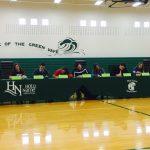 Signing Day Held for Nine Senior Student-Athletes
