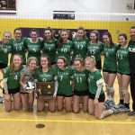 Lady Namers Advance to Division II State Volleyball Championship