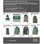 Winter Sports Online Store Open thru Nov. 26