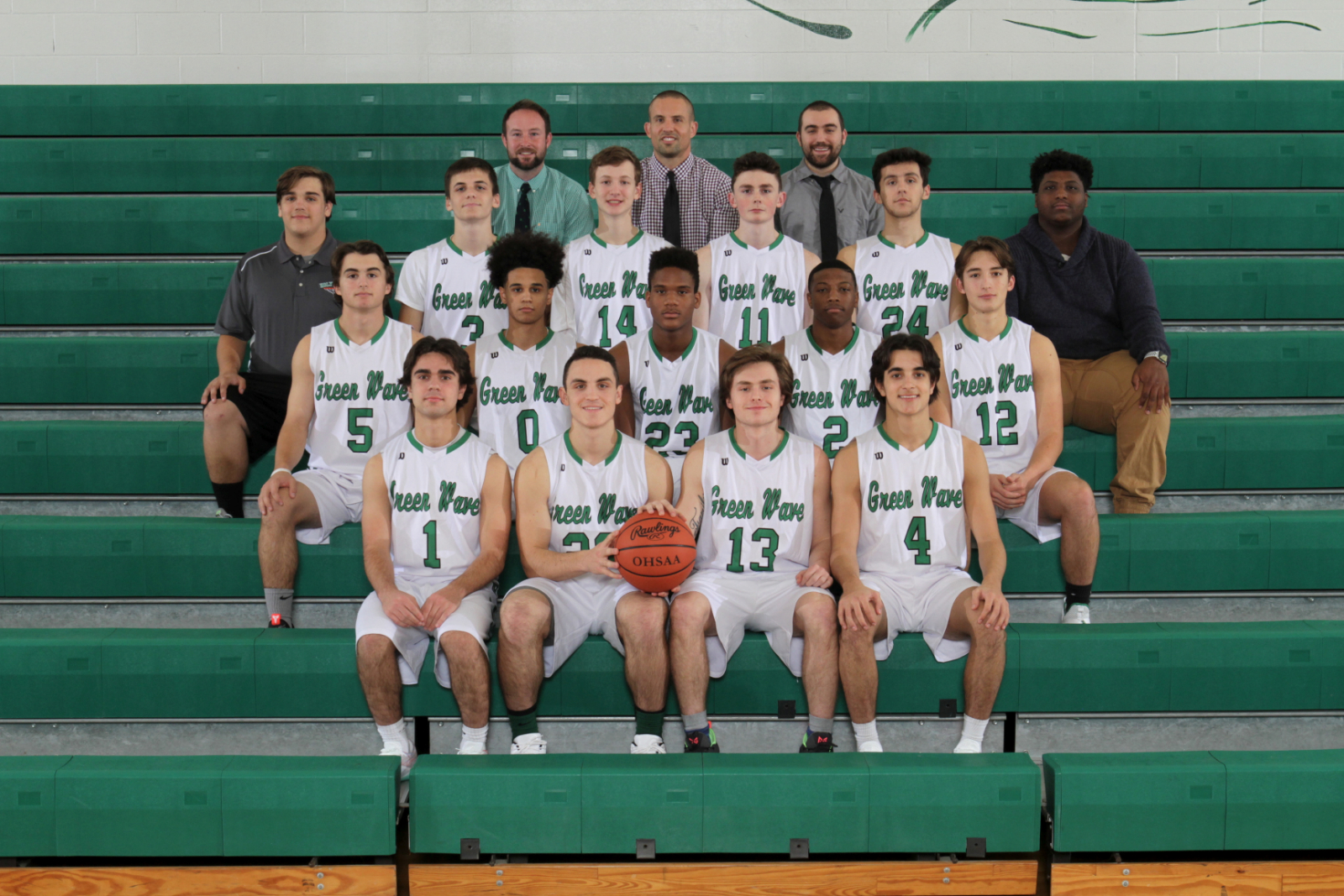 Boys Basketball Defeats Valley Forge 115-79