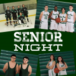 Senior Nights for Winter Athletes