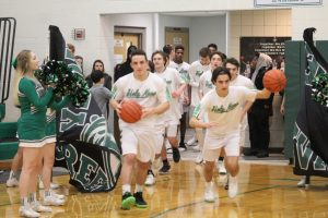 Boys Varsity Basketball vs Padua  02/02/19