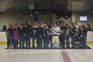Varsity Hockey Senior Night 02/02/19
