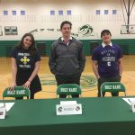 Winter 2018 Signing Day: Three Student-Athletes Commit