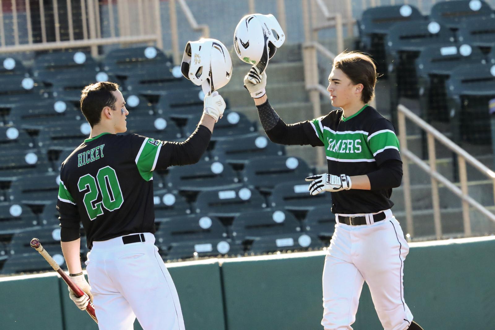 Baseball has 20 win season and receives top honors!
