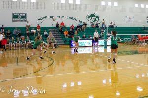 Varsity Volleyball vs Buckeye – photo gallery
