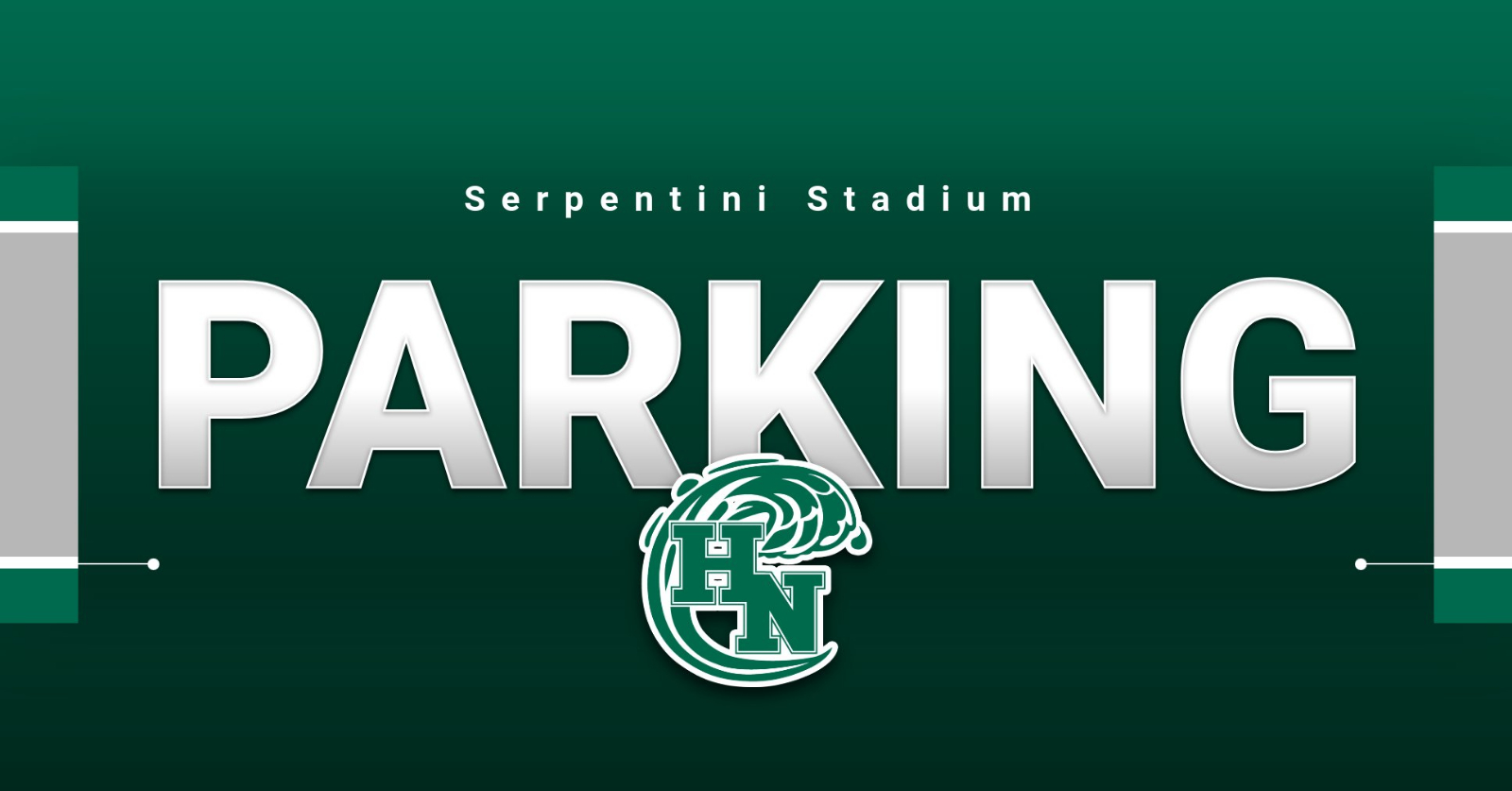 Where to Park for Athletic Games at Serpentini Stadium
