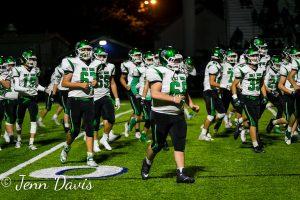 Varsity Football beats Bay (26-7)