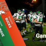 Week 7 Game Program – HN vs Buckeye