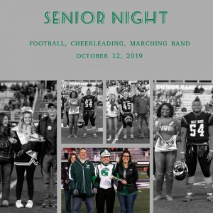 Senior Night (10/12/19)