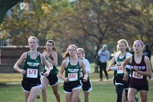 Cross Country GLC Conference (10/12/19)