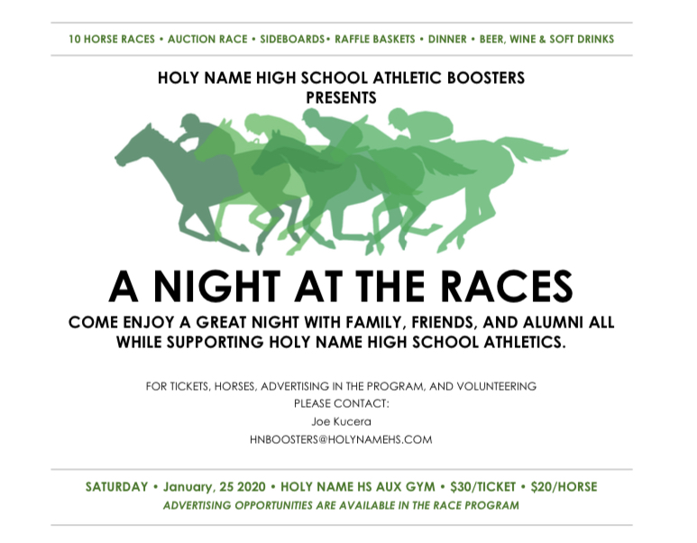 A Night at the Races 2020