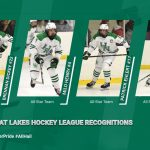 Congratulations to Four of Holy Name's Hockey Players