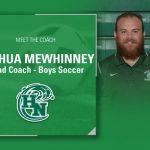 Meet the Coach – Joshua Mewhinney