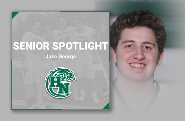 Senior Spotlight – Jake George